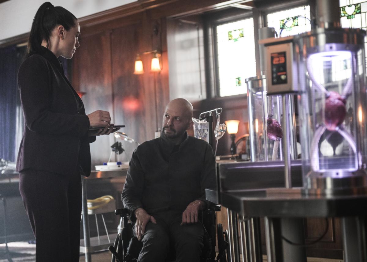 Jon Cryer Lex Luthor Bild 1