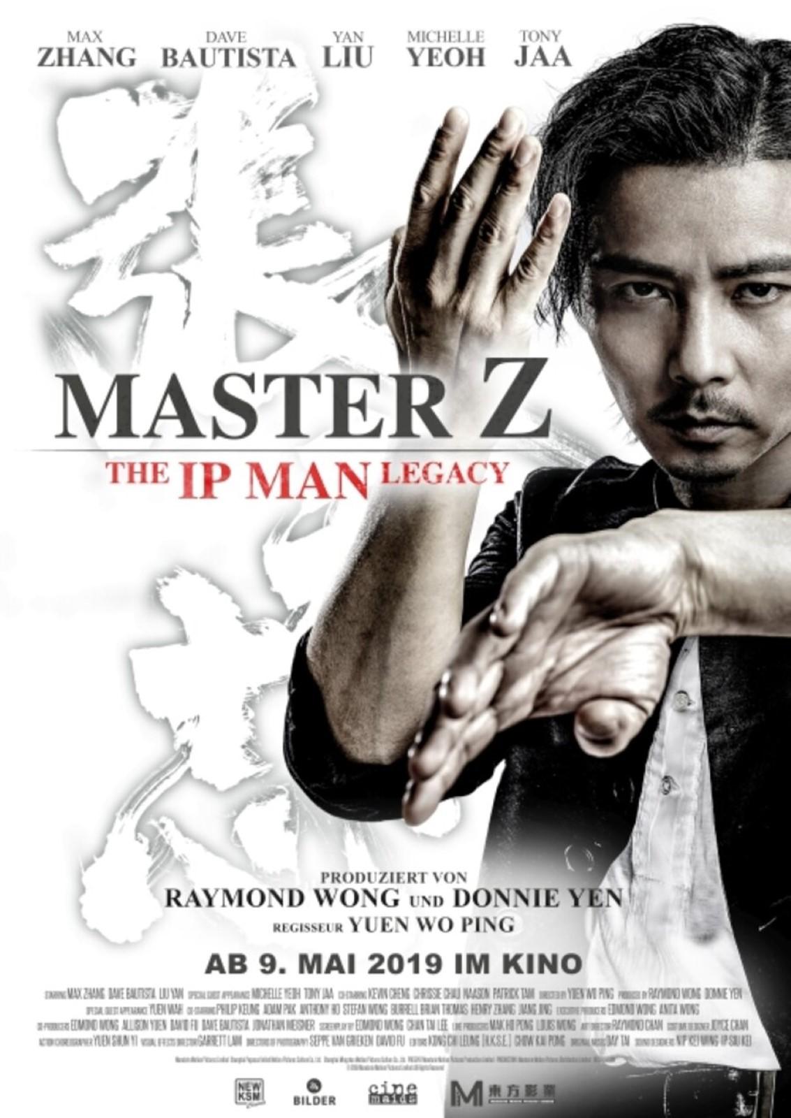 Master Z Ip Man Legacy Trailer & Poster