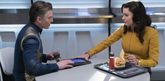 Star Trek Discovery Staffel 3 Anson Mount