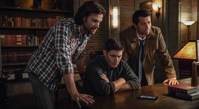 Supernatural Staffel 16
