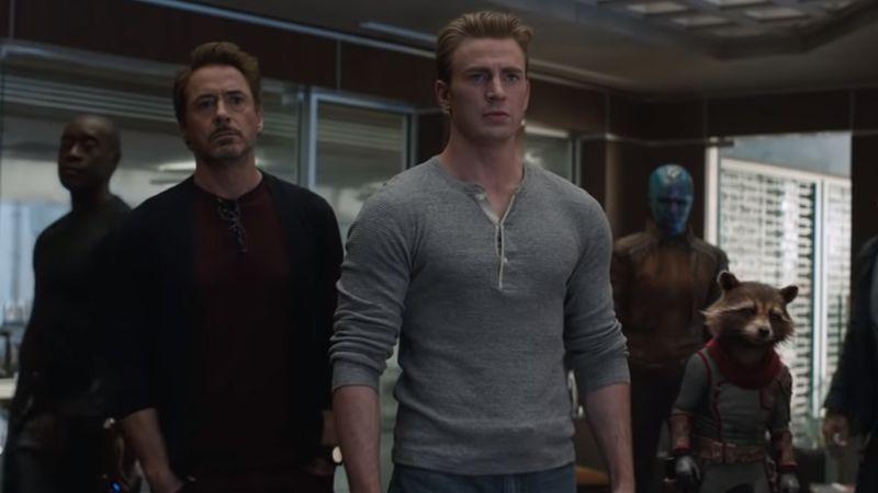 Avengers Endgame (2019) Filmbild 1
