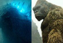 Godzilla vs Kong Drehende