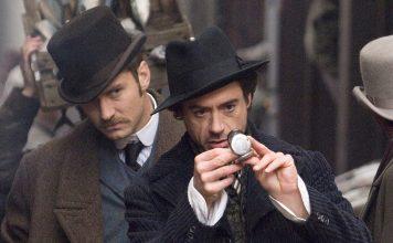 Sherlock Holmes 3 Kinostart