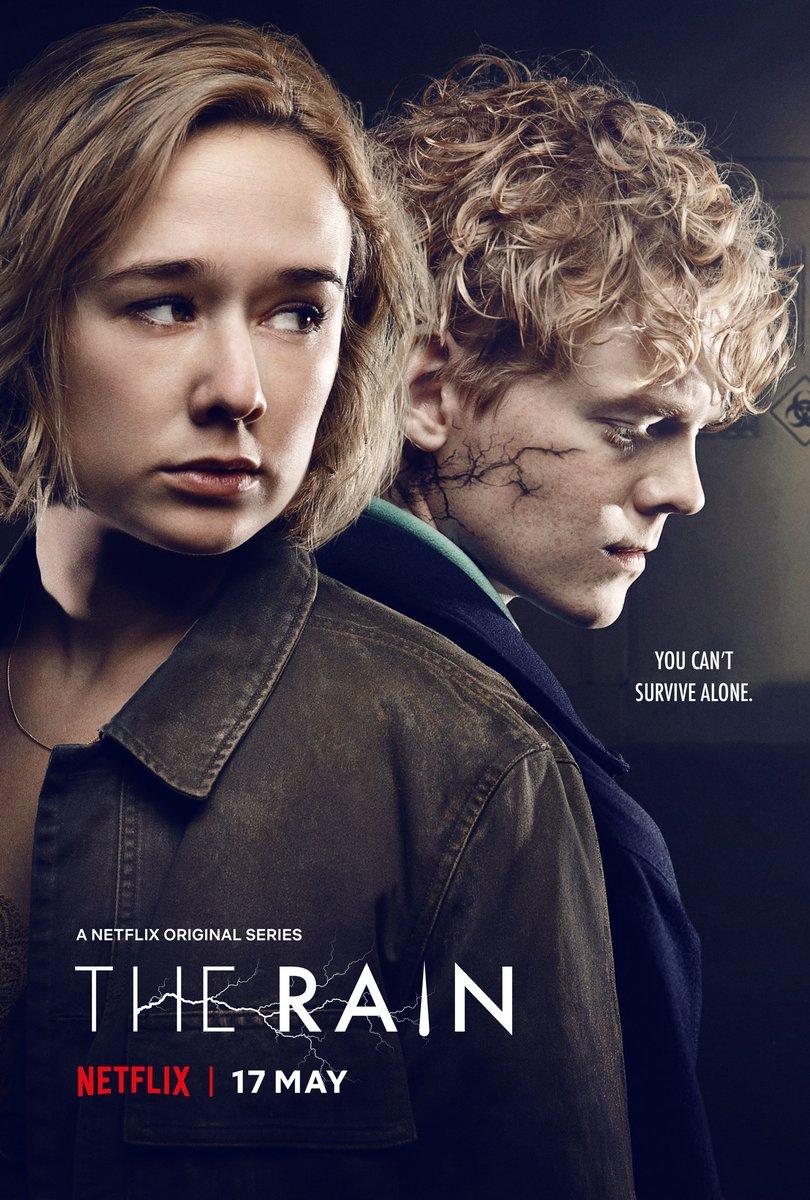 The Rain Staffel 2 Poster