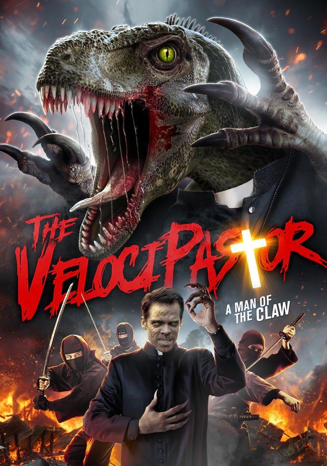 The VelociPastor Trailer & Poster