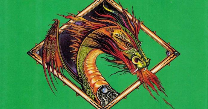 Die Augen des Drachen Serie