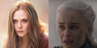 Elizabeth Olsen Daenerys