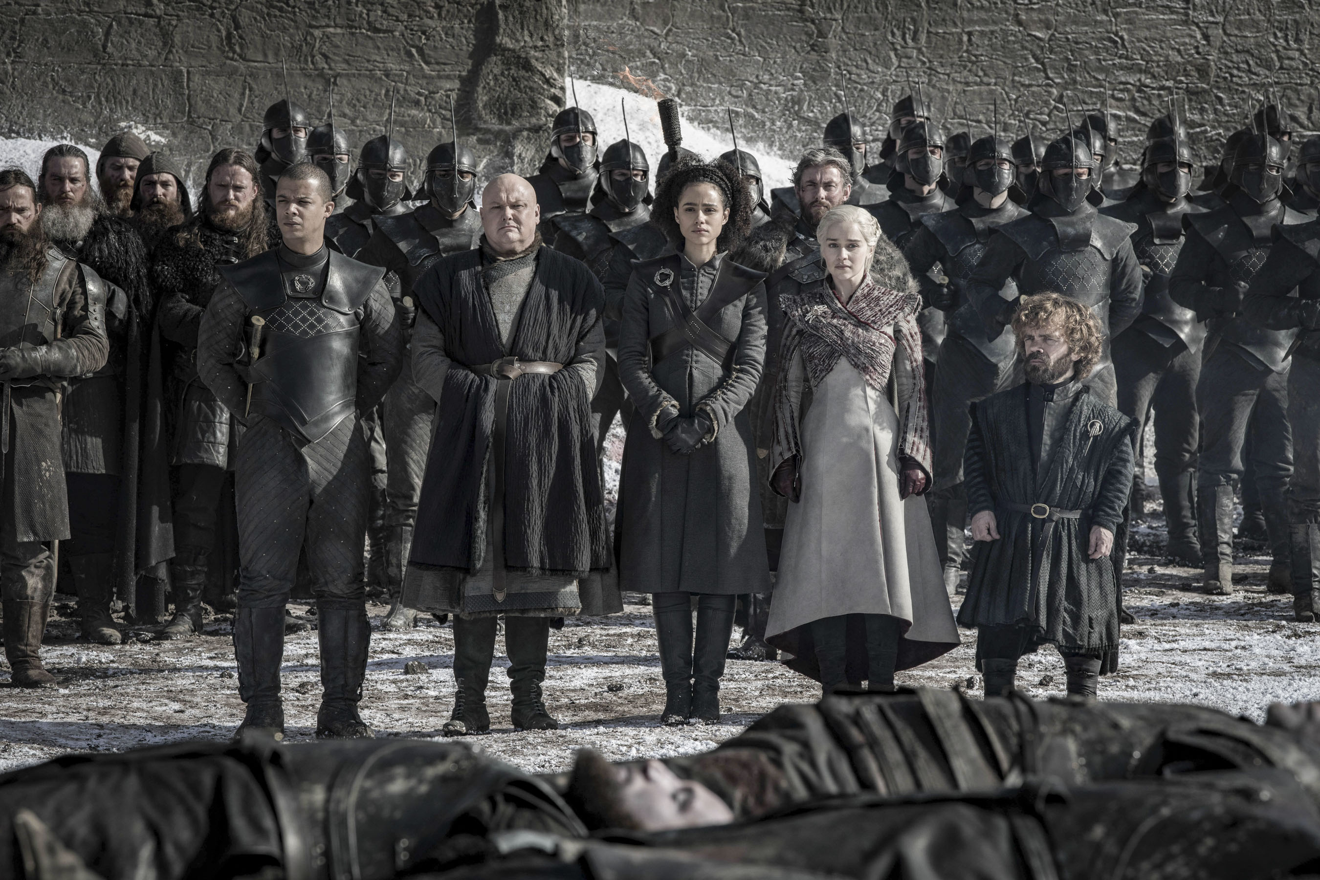 Game of Thrones Staffel 8 Episode 4 Bild 1