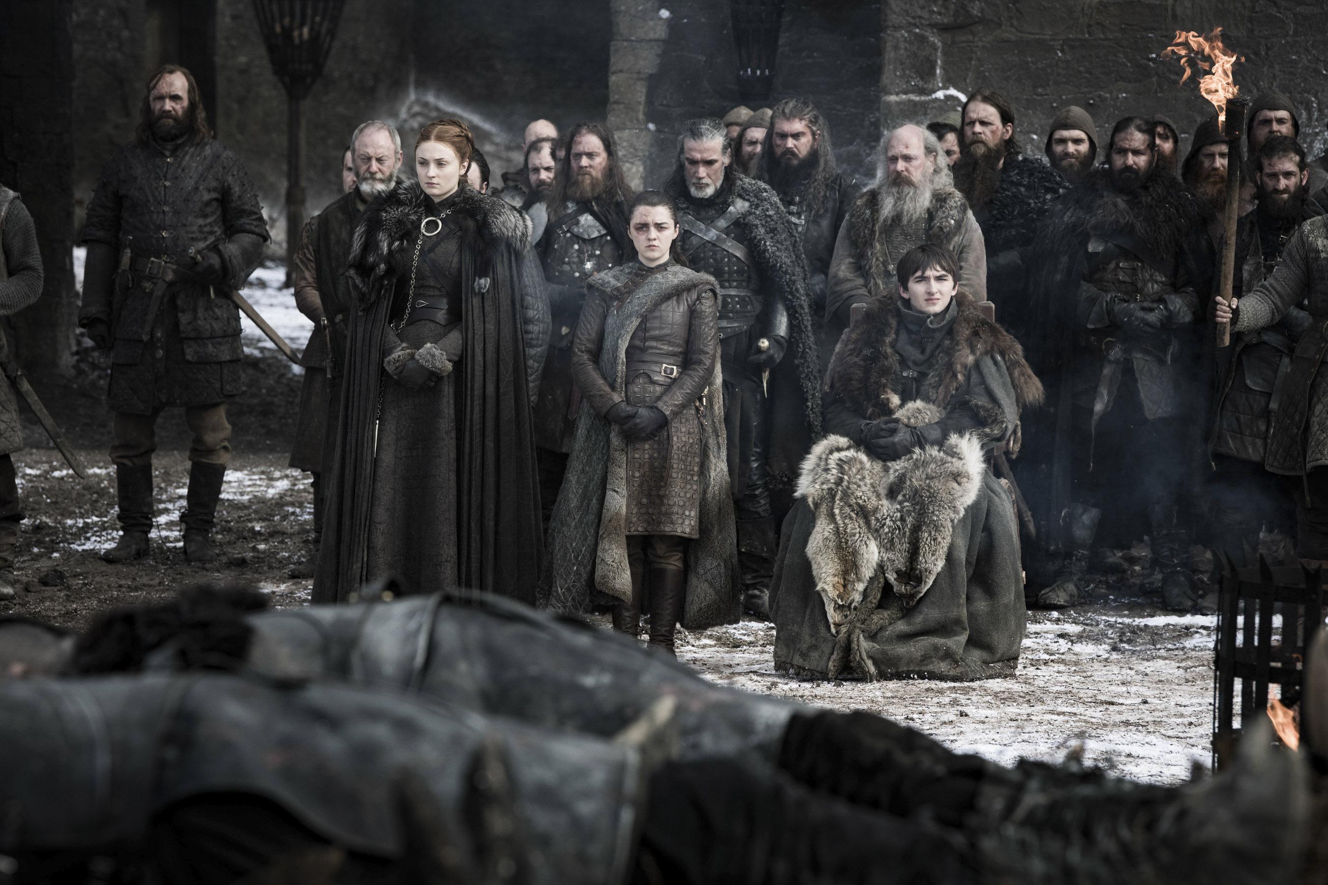 Game Of Thrones Staffel 8 Wieviel Folgen
