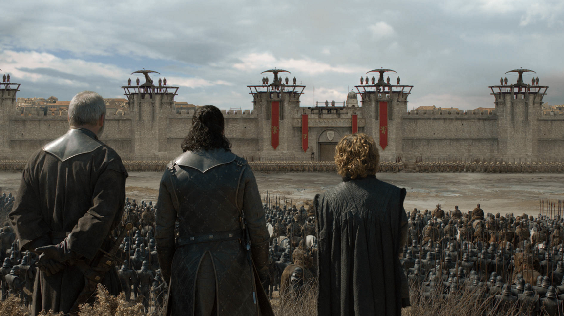 Game of Thrones Staffel 8 Episode 5 Foto 9