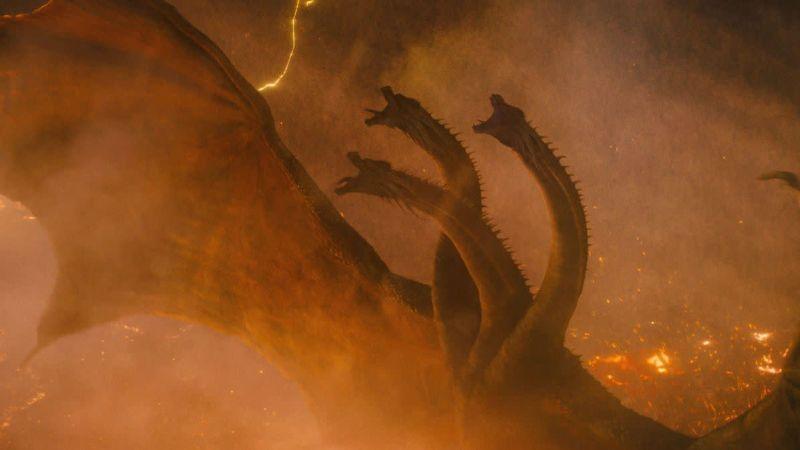 Godzilla II King of the Monsters II (2019) Filmbild 3