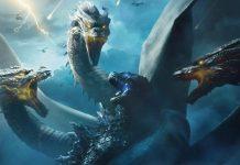 Godzilla II Abspannszene