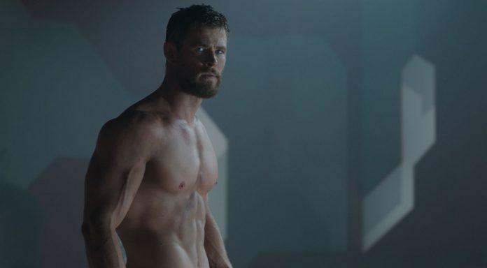 Chris Hemsworth Down Under Cover