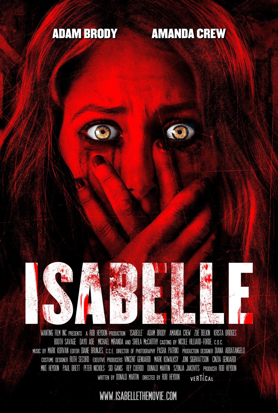 Isabelle Trailer & Poster