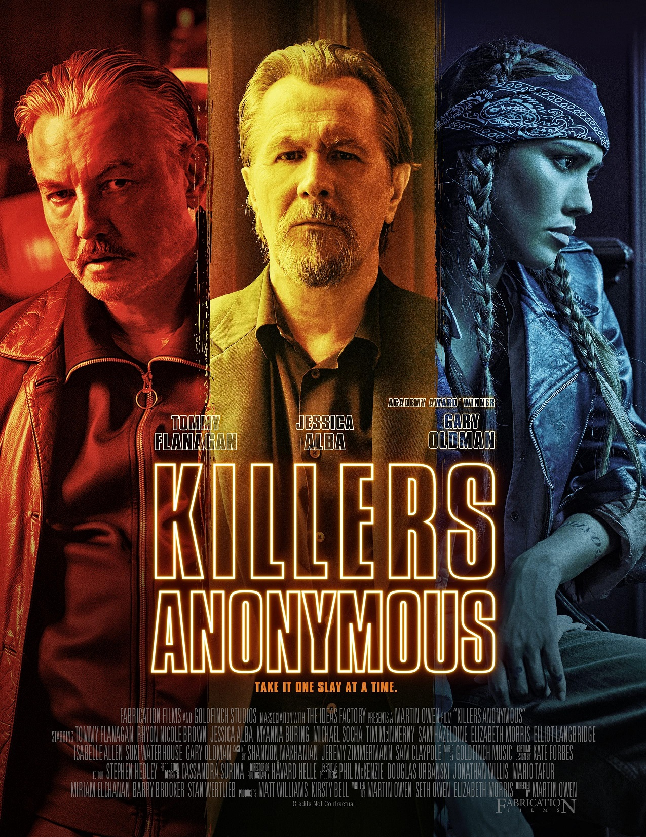 Killers Anonymous Trailer & Poster ""