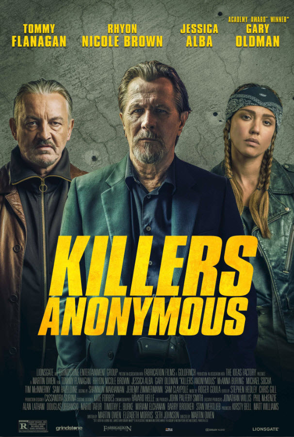 Killers Anonymous Trailer & Poster 1