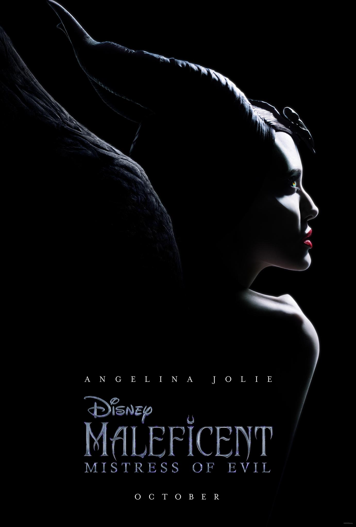 Maleficent 2 Teaser Poster