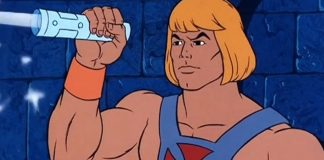 Masters of the Universe He Man Darsteller
