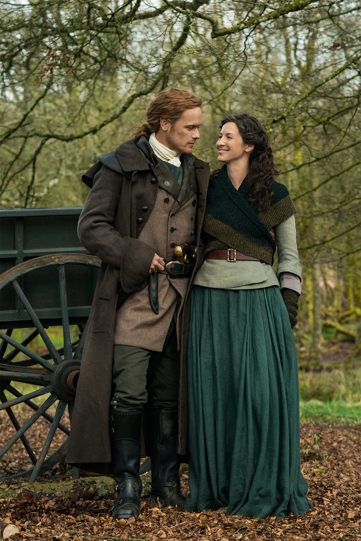 Outlander Staffel 5 Foto