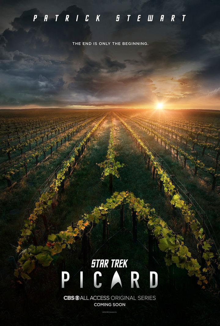 Star Trek Picard Teaser Poster