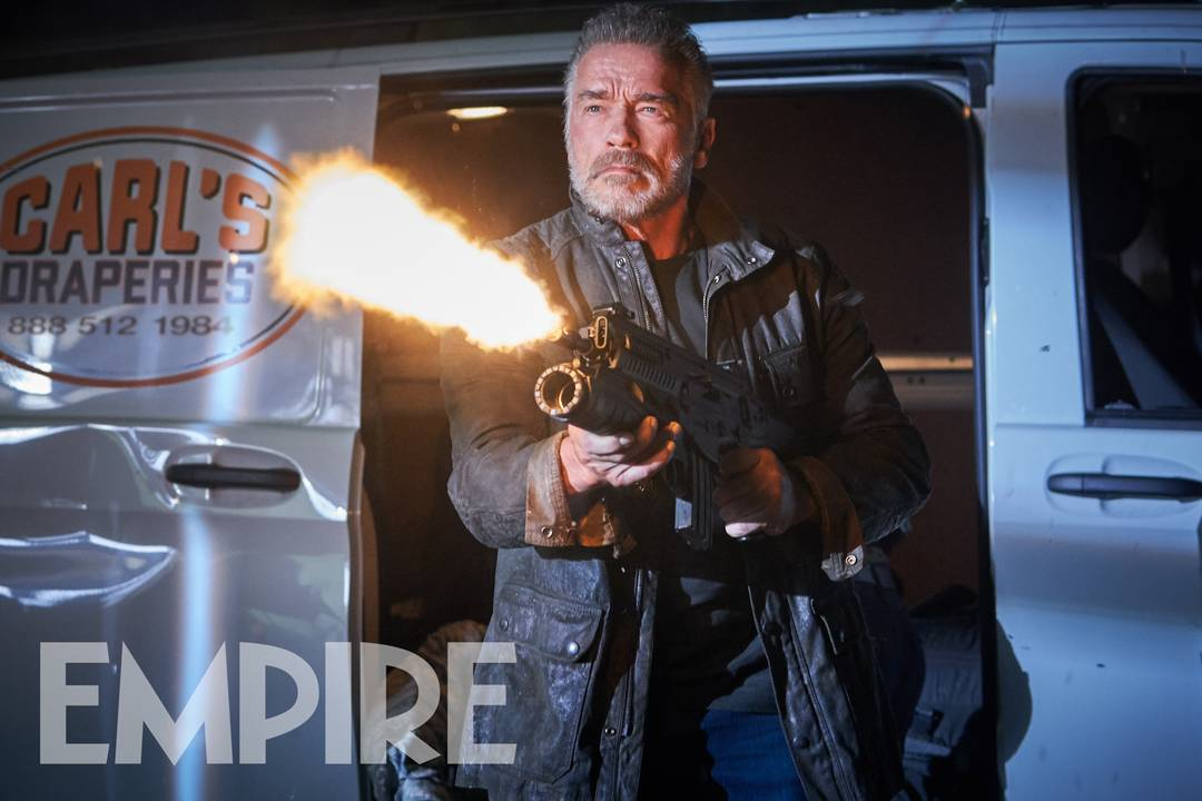 Terminator Dark Fate Fotos 7