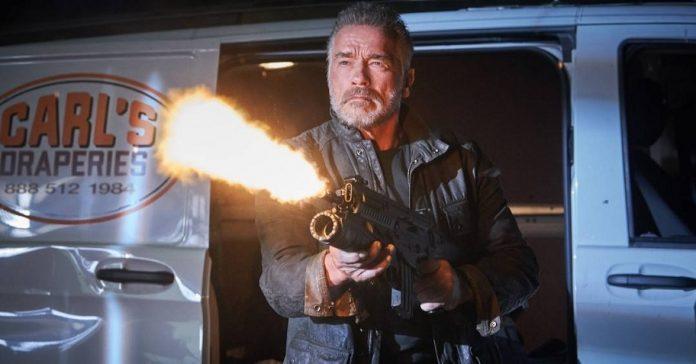 Terminator Dark Fate Fotos