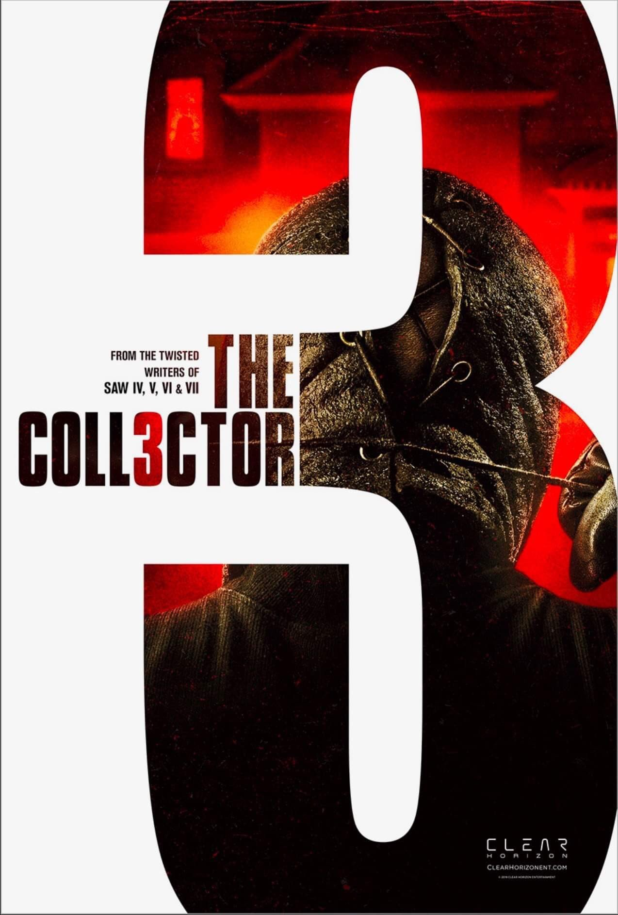 The Collector 3 Teaserposter
