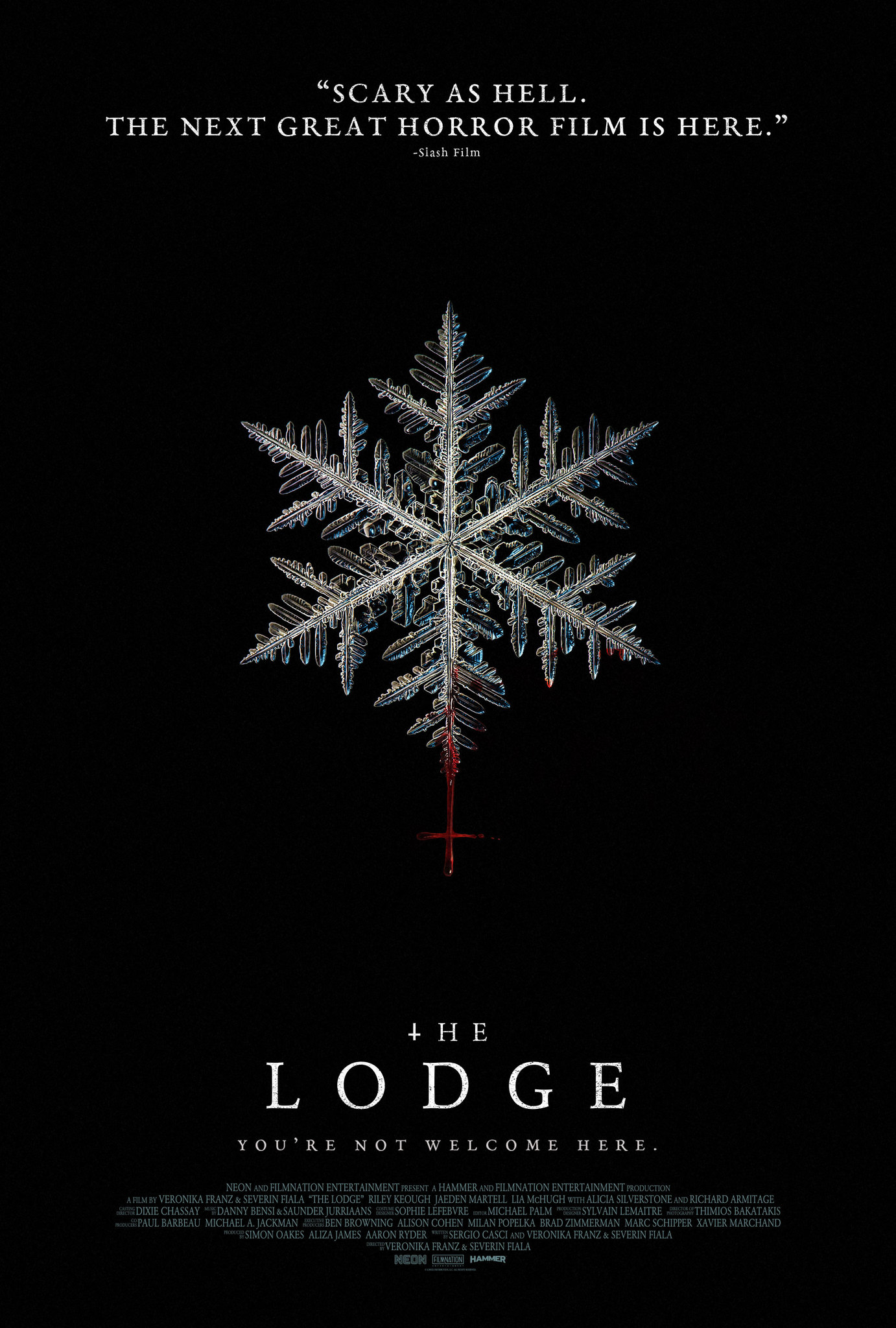 The Lodge Trailer & Poster
