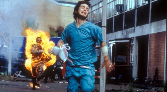 28 Months Later Danny Boyle
