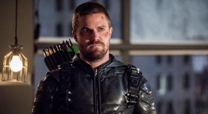 Arrow Staffel 8 Start