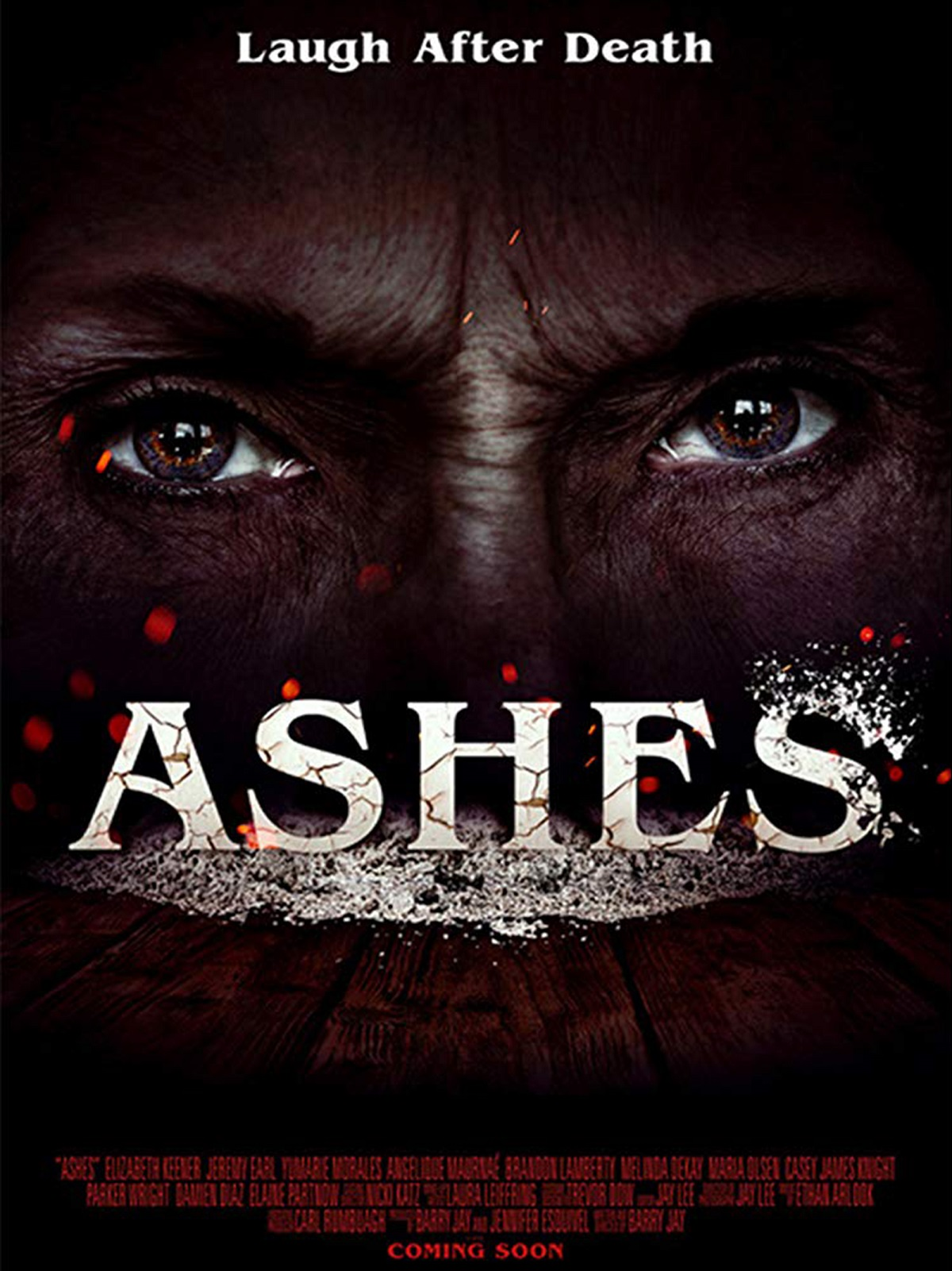Ashes Trailer & Poster