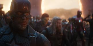 Avengers Endgame Besucher
