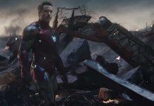 Avengers Endgame Abspannszene