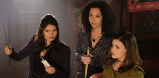 Charmed Staffel 2 Start