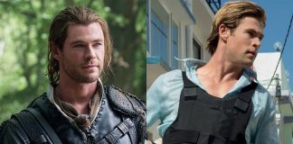 Chris Hemsworth Rollen