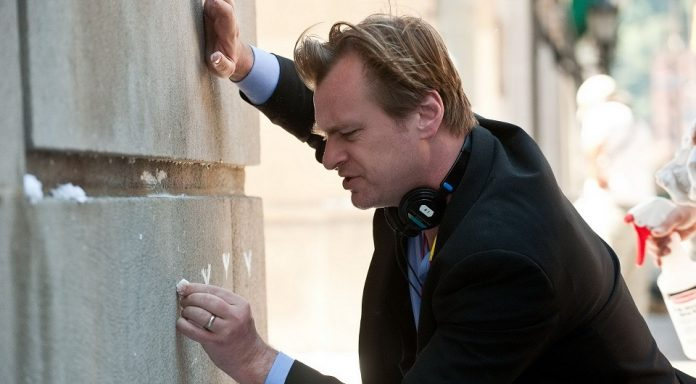 Christopher Nolan Tenet Budget
