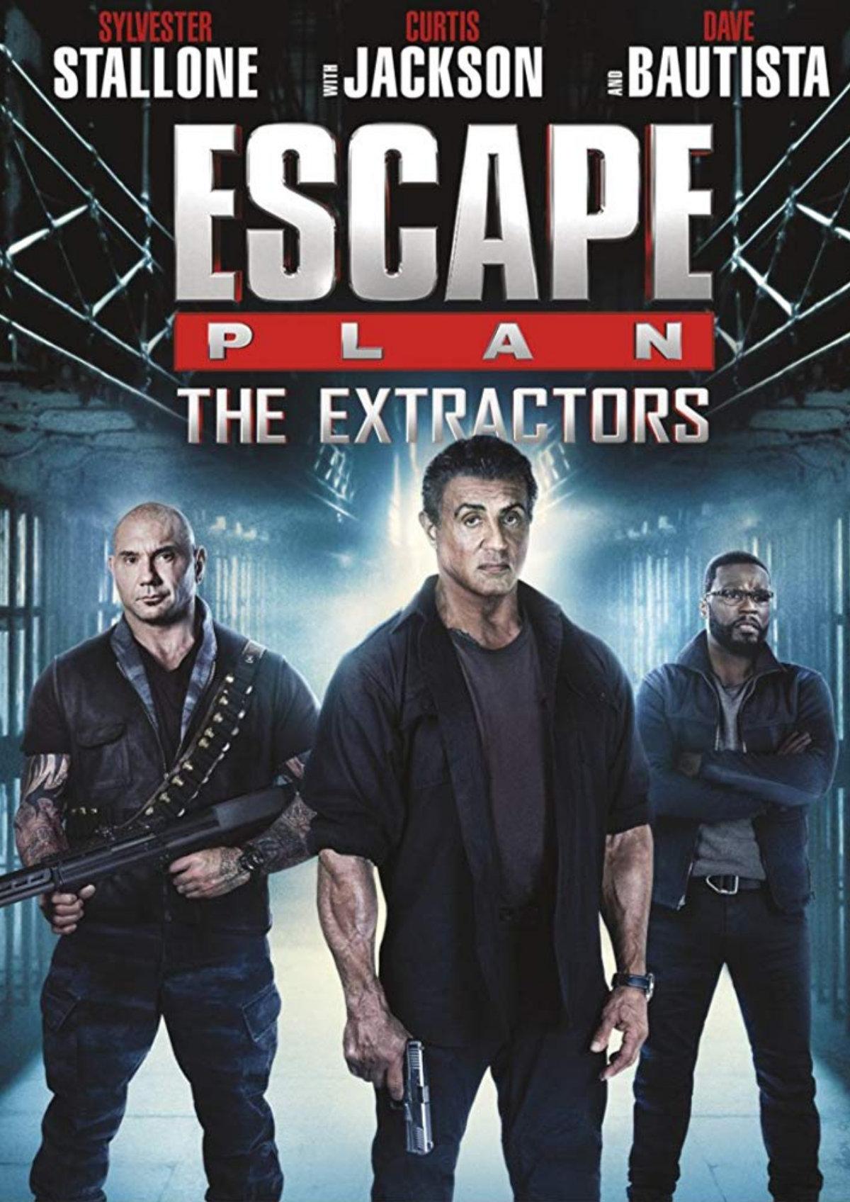 Escape Plan 3 Trailer & Poster 1