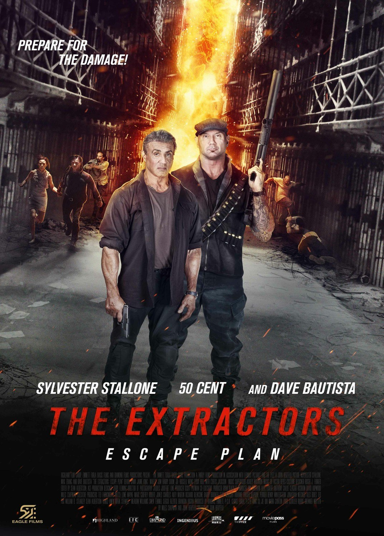 Escape Plan 3 Trailer & Poster 2