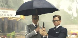 Kingsman 3 Matthew Vaughn