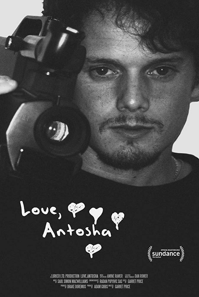 Love Antosha Anton Yelchin Poster