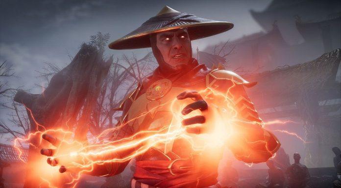 Mortal Kombat Drehstart