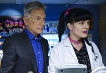 Navy CIS Pauley Perrette Mark Harmon