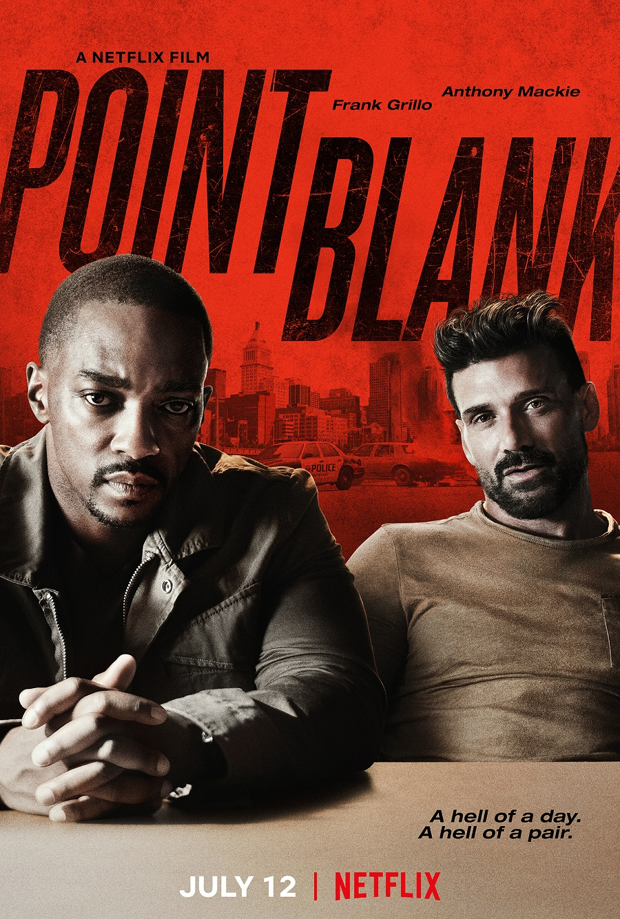 Point Blank Trailer & Poster
