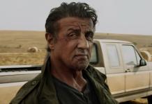 Rambo 6 Sylvester Stallone