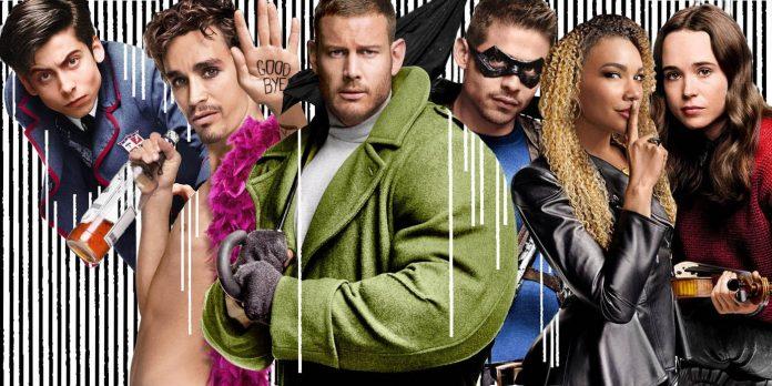 Powers Serie Staffel 2