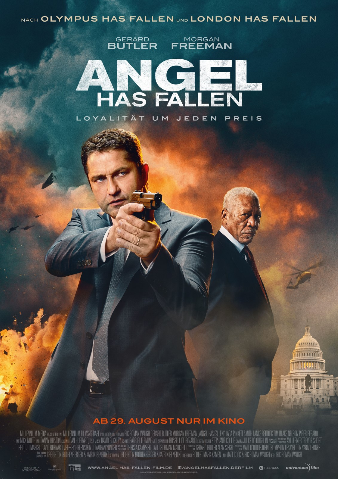 Angel Has Fallen Trailer Poster 1