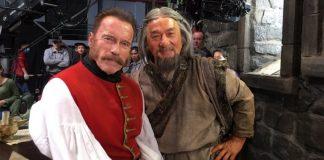 Jackie Chan Arnold Schwarzenegger