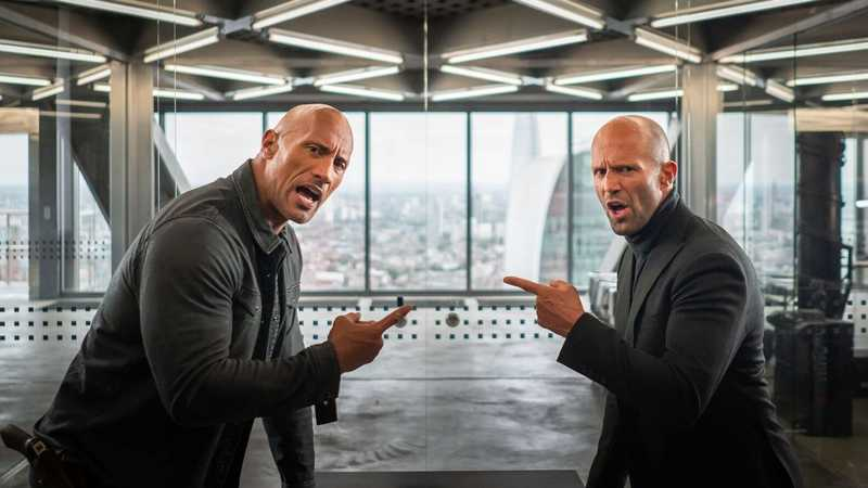 Fast and Furious Hobbs and Shaw (2019) Filmbild 1
