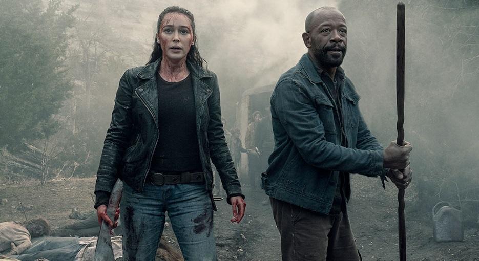 Walking Dead 6 Staffel Start