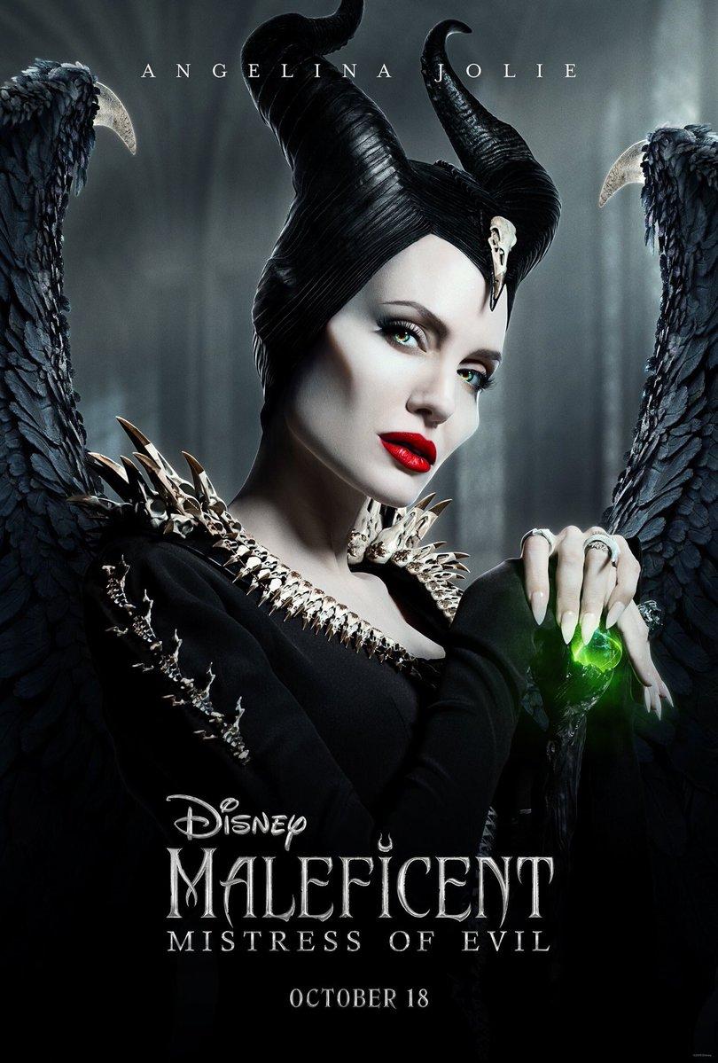 Maleficent Mächte der Finsternis Trailer & Poster 1
